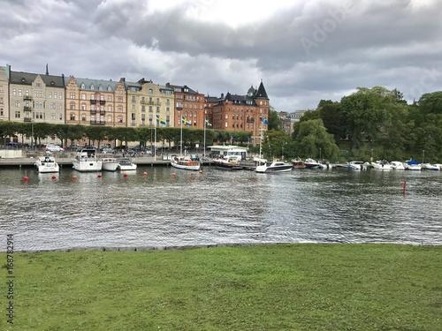 Papiers peints Stockholm Strandvägen