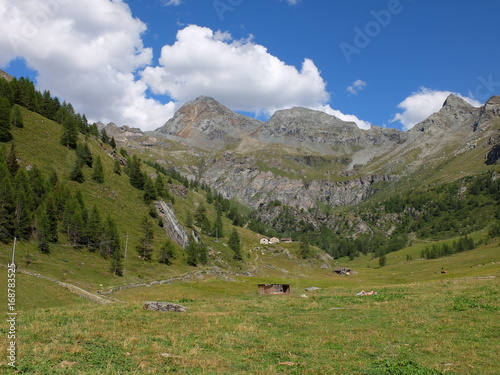 Cheneil - Valtournenche - Vallée d'Aoste Poster