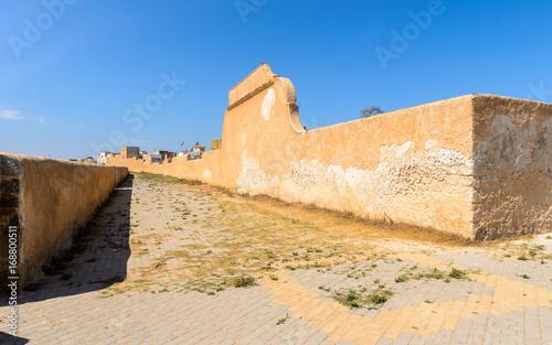 Poster Tunesië Portuguese Fortified City of Mazagan, UNESCO World Heritage Site, El Jadida, Morocco