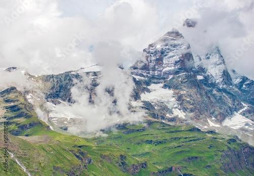 Matterhorn Peak Pennine Alps Poster