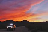 sunset pathfinder