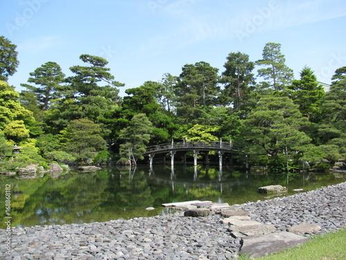 Aluminium Kyoto kyoto imperial palace pond