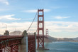 San Francisco landmark - Golden Gate Bridge