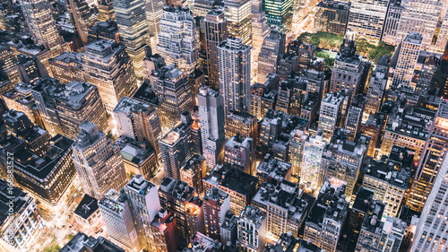 New York at Night © Justin