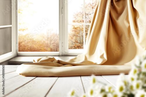 window autumn