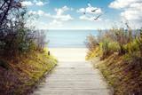 Steg an der Ostsee - 168925922