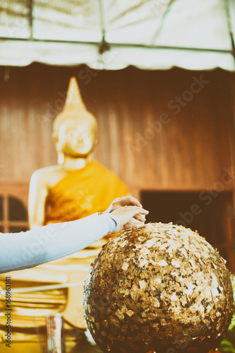 the gold stone circle