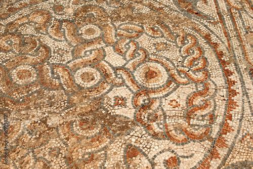 In de dag Stenen Ephesus Mosaic, Turkey