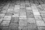 Old paving stones background - 169063738