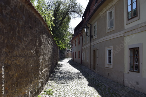Prague Novy Svet