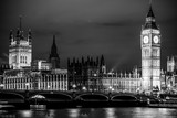 Houses of Parliament Westminster London with Big Ben