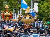 祭り 神輿