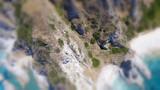 Amazing overhead view of Calabria coastline, Italy - 169173316