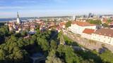 Aerial view of Tallinn, Estonia - 169173905