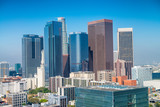 Aerial view of Downtown Los Angeles - 169174552