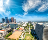 Aerial view of Downtown Los Angeles - 169177707
