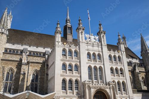 Papiers peints Londres Guildhall in London