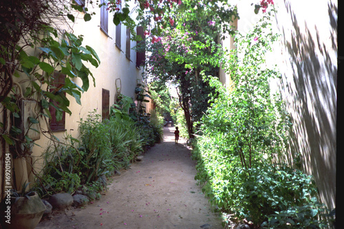 Rue de l'ile de Gorée - Sénégal