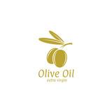 Olive oil logo