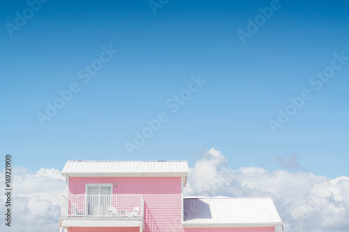 Pink House in Heaven - 169221900