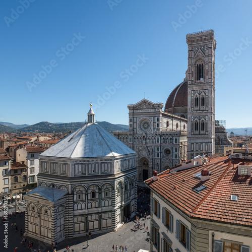 Fotobehang Florence Kathedrale Santa Maria del Fiore