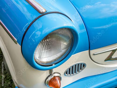 Poster P50 Trabant
