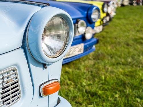 Poster DDR Trabant 601