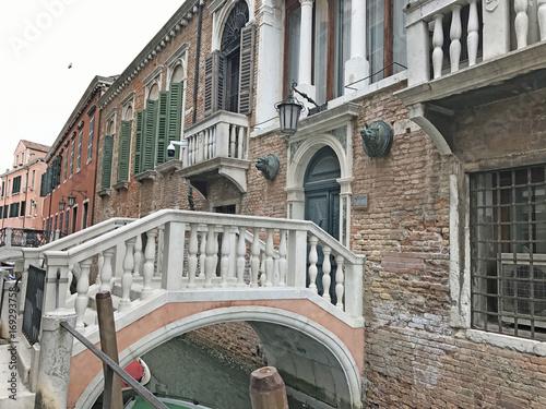 Foto op Plexiglas Venetie Escapade à Venise