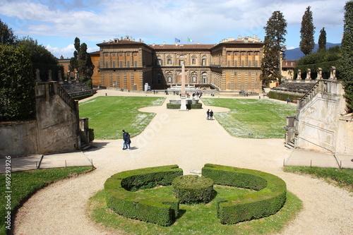 Fotobehang Florence Giardini di Boboli Firenze