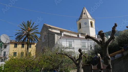 Cinque Terre, chiesa di Corniglia