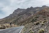 Tenerife Mountain road