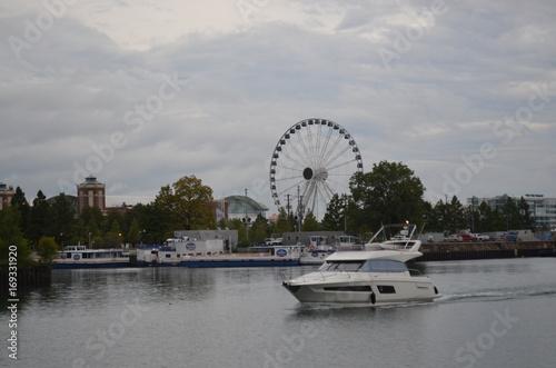 Plakat Ferris Wheel