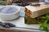 Handmade Organic Soap - 169348101