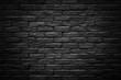 Quadro Dark brick wall