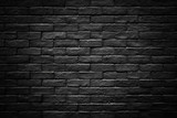 Dark brick wall - 169350171