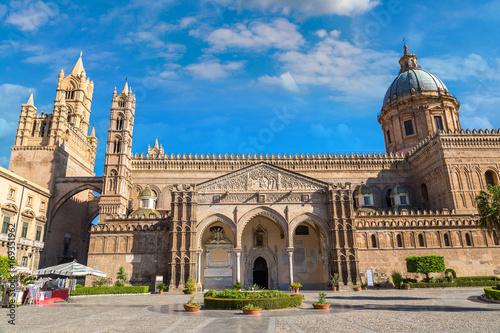 Aluminium Palermo Palermo Cathedral in Palermo
