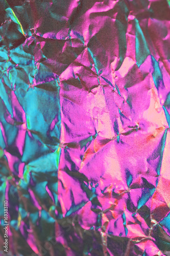 Holographic Abstract Shiny Background - 169383110