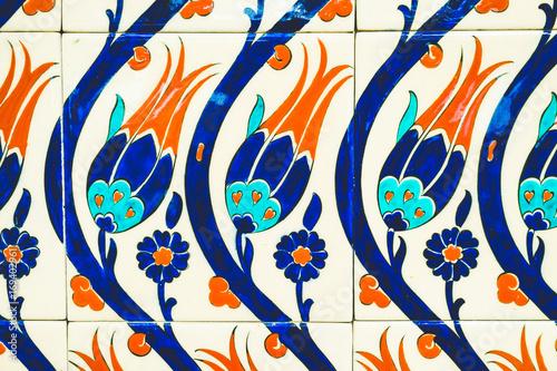 Aluminium Graffiti Turkish tile