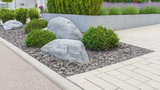 Moderne Gartengestaltung - 169414536