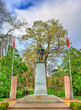 War memorial in Queen Victoria Park - Niagara Falls, Canada