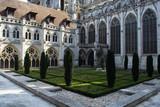 Rouen, cathédrale, jardins d'Albane - 169454536