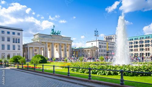 Aluminium Berlijn Berlin, Brandenburg Gate