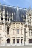 Rouen, palais de justice; corp central - 169503987