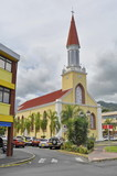 Notre Dame Cathedral in Papeete, Tahiti, French Polynesia - 169532174
