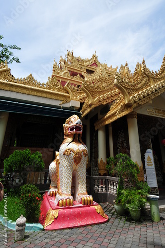 Fotobehang Thailand Trip to Malaysia