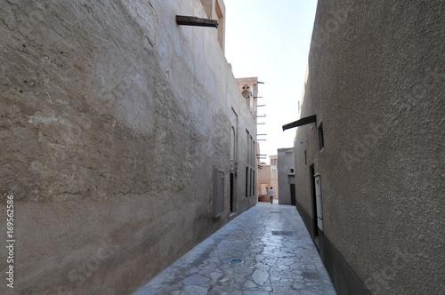 Papiers peints Ruelle etroite Trip to Dubai, VAE