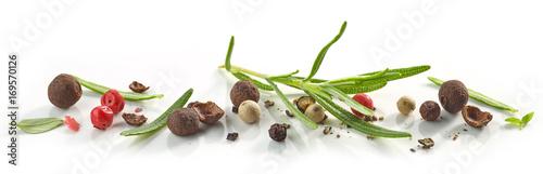 various herbs and spices © Mara Zemgaliete