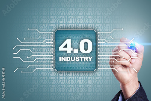 Industry 4 Poster
