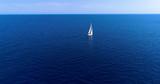 voilier en mer, sur la côte espagnole - 169591510