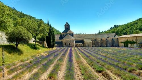 Aluminium Lavendel Abbaye de Sénanque